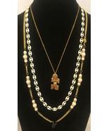 """vintage necklaces 16"""",24"""",22"""" Long - $4.95"""