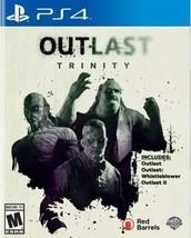 Outlast Trinity - PlayStation 4 - $30.66