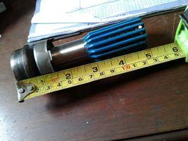 NEW SPICER TUBE SHAFT image 4