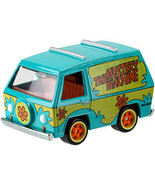 Hot Wheels, Retro Entertainment, Scooby Doo!The Mystery Machine Die-Cast... - $23.76