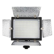 YONGNUO YN-160 II LED Video Light with Luminance Remote Control for Canon Nikon  - $79.33