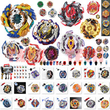 Beyblade Burst 2018 Starter Pack w/ Launcher child gifts Hot toy RARE Xm... - $32.00
