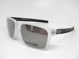 e4db674fb5 Oakley Holbrook Mix Sunglasses OO9384-0557 Matte Clear Frame W/ Prizm Black  Lens -