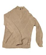 Mens Gray CALVIN KLEIN Long Sleeve Sweater Larg... - $11.40