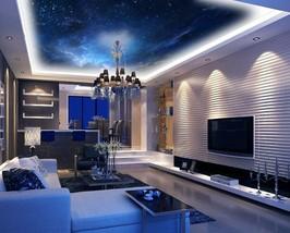 3D Deep Sky Space Ceiling WallPaper Murals Wall Print Decal Deco AJ WALL... - $34.47+