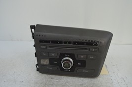 2012 HONDA CIVIC RADIO CD MP3 PLAYER OEM RADIO 39100-TR0-A81 TESTED A51#012 - $44.55