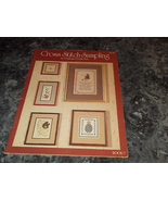 Cross Stitch Sampling book 7 By Graphique Needle Arts - $2.99