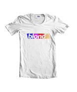 Blond Frank O Women T-shirt Tee WHITE df - $19.00