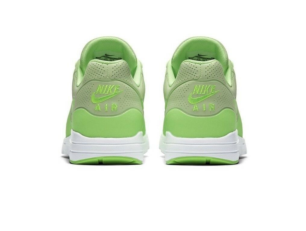Nike Women's Air Max 1 Ultra Moire Shoes NEW AUTHENTIC Ghost Green 704995-302 image 6