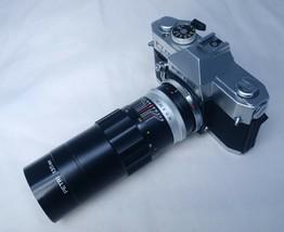 PETRI FT EE Auto Vintage SLR 35mm Film Camera Albinar 135mm f/3.8 Lens J... - $82.00