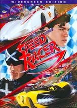 SPEED RACER NEW DVD - $23.70