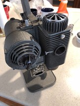 Working Vintage Revere Model 85 Deluxe 8MM Projector With Case - $49.45