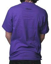 Orisue Uomo Ricerca Un Higher Ground Boyscout Viola Marijuana Erba T-Shirt XL image 3