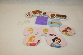 Disney Princess Gowns & Crowns Game Replacement cards ONLY - $14.95