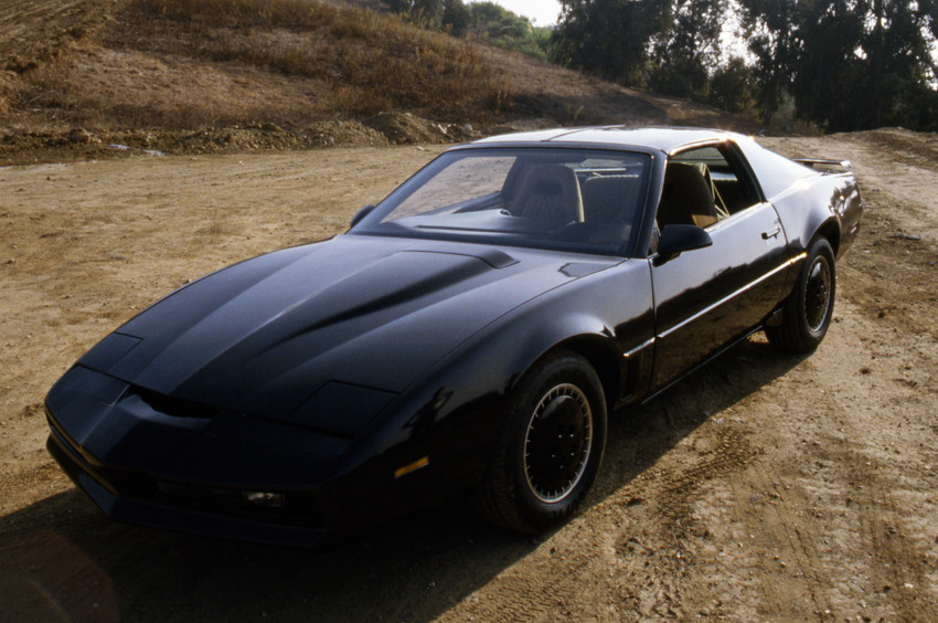 Primary image for Knight Rider Stunning 18x24 Poster