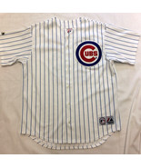 MAJESTIC CHICAGO CUBS #16 ARAMIS RAMIREZ MLB JERSEY MENS Size L Baseball... - $34.64