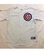 MAJESTIC CHICAGO CUBS #16 ARAMIS RAMIREZ MLB JERSEY MENS Size L Baseball... - $29.65
