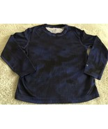 Champion Boys Blue Black Long Sleeve Undershirt Winter Snow Small 5T  - $4.50