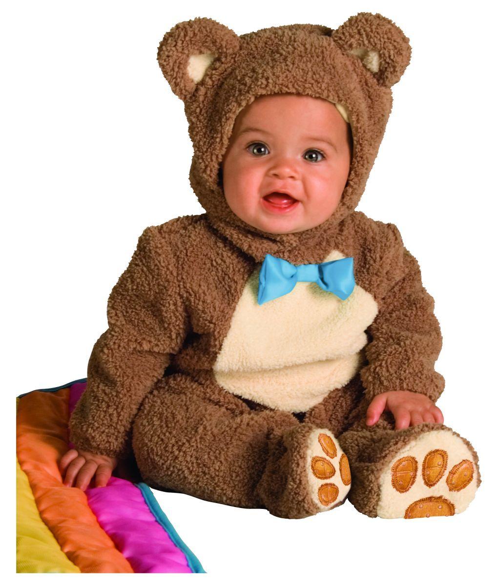 Little Brown Bear Baby Halloween Costume Size 18 24 Months
