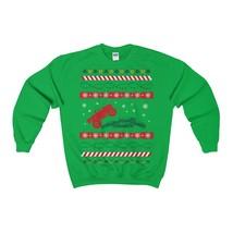 truck ugly christmas sweatshirt - $29.95+