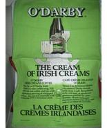 O'Darby The Cream Of Irish Creams Linen Cotton Tea Towel - $13.27