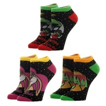 Space Jam Movie 3 Pack Ankle Socks Nwt - $11.99