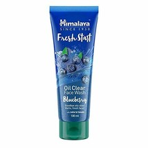 Himalaya Fresh Start Oil Clear Face Wash, Blueberry, 100ml 9162 - $11.24