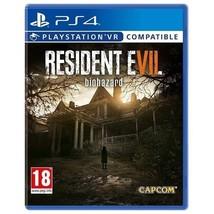 Resident Evil 7 Biohazard VR (PSVR Compatible Playstation 4) - $24.74