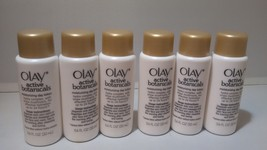 6PK OLAY Active Botanicals Snow Mushroom Moisturizing Day Lotions 0.6 fl oz - $13.94