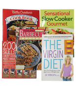 Book Bundle The Virgin Diet Sensational Betty Crocker's 40th Anniversary - $14.97
