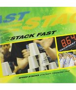 Stack Fast, Speed Stacks Stacker Training DVD [Unknown Binding] - $6.69