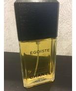 RAREST Chanel Egoiste Concentree 3.4oz/ 100ml EDT - $490.05