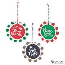 Religious Christmas Ornament Kits - $18.23