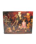 Springbook by Hallmark Jigsaw Puzzle Treasures of Christmas Past 500 Pcs  - $33.65