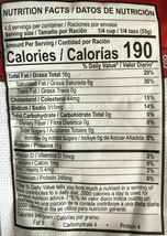 1 Pack of Chata Chilorio Mexican Taco Shredded Seasoned Pork Meat 8.8 oz 7/2022 image 3