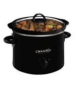 Crock-Pot SCR200-B Manual Slow Cooker, 2 Quart Removable round  - £42.61 GBP