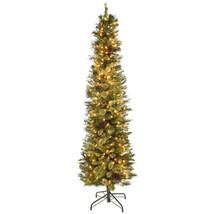 Ultra Slim Bristol Cashmere Pre-Lit Tree 7 foot - $150.00