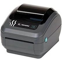 Zebra G-Series GX42-202411-000 GX420d Monochrome Label Printer - Direct ... - €615,11 EUR