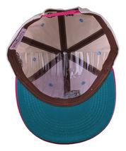 Cousins Miami Cool Pelican Fisherman Captain Palm Tree Snapback Baseball Hat NWT image 15