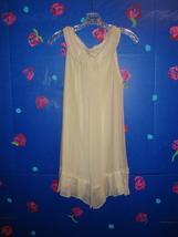 NWT - TWENTY ONE IVORY DRESS /TOP - $16.99