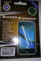 HR- Film Screen Protector,  Metro PCS, HTC - Desire 626, 530 w Cleaning Cloth - $3.95
