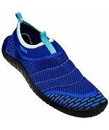 Rockin Footwear Men's Rockin Aqua Power Water Shoe, Blue, Size: 12 Regul... - $24.49