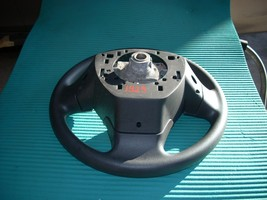 2014 2015 MITSUBISHI MIRAGE STEERING WHEEL ASSEMBLY GENUINE OEM