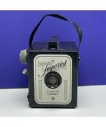 Herco Imperial camera box 620 snap shot vintage plastic usa Herbert Geor... - $29.65