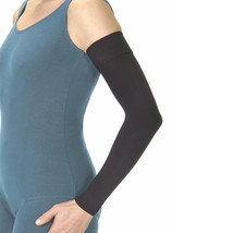 Jobst Bella Strong Armsleeve-30-40 mmHg-Single Armsleeve Long-Black -7 - $56.77