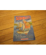 BOOK Jeff Brown 'Stanley, Flat Again' PB Scholastic Flat Stanley kids ch... - $1.99