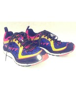 "Scott ""Kinabalu"" Trail Running Shoes Multicolor on Blue Special Women's ... - $23.19"