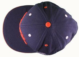 Flat Fitty New York On Top Navy Orange Wiz Khalifa Snapback Baseball Hat Cap NWT image 5