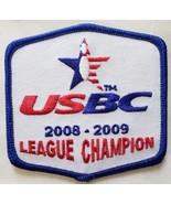 USBC 2008-2009 League Champion Bowling Patch - $4.95