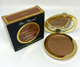 Too Faced Chocolate Gold Soleil Bronzer Full size - $24.25